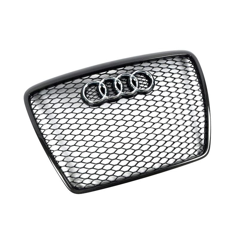Carbon_Works_Audi_Grill_Carbon