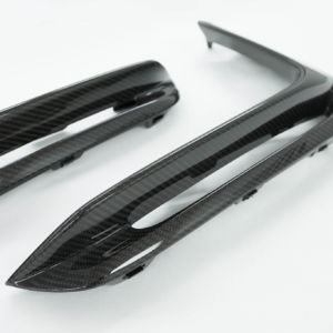 Porsche GT4 Soßfänger Carbon