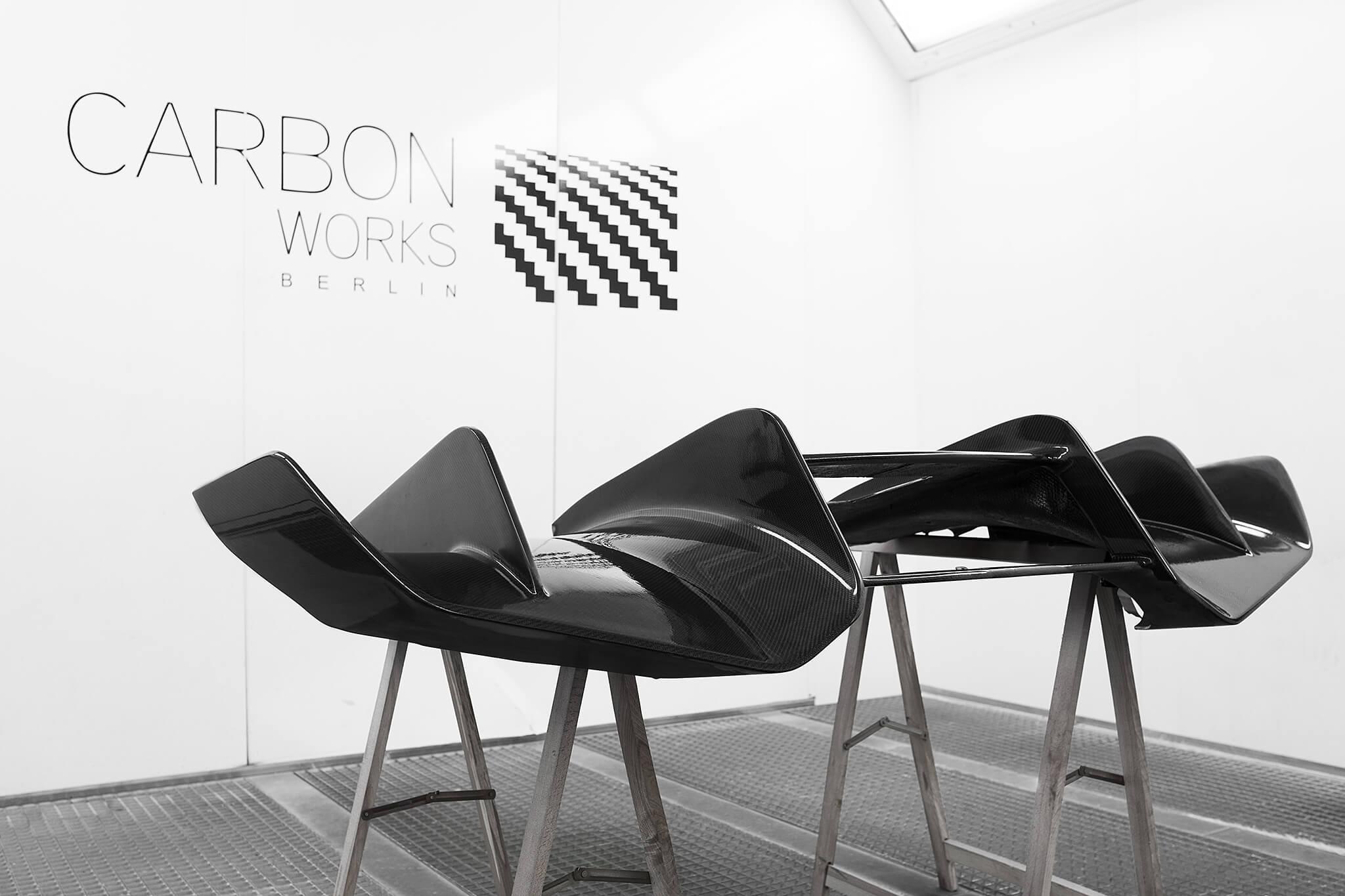 Carbon Manufaktur - Carbon Works Berlin